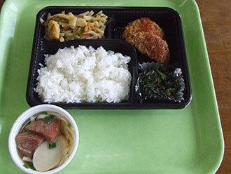 沖縄そば弁当