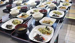 信愛の丘 配食サービス